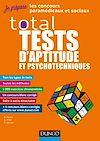 Télécharger le livre :  TOTAL Tests d'aptitude et psychotechniques