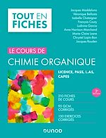 Téléchargez le livre :  Le cours de chimie organique - 3e éd.