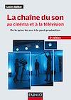 Télécharger le livre :  La chaîne du son au cinéma et à la télévision - 2e éd.