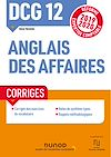 Télécharger le livre :  DCG 12 Anglais des affaires - Corrigés