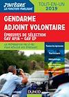 Télécharger le livre :  Gendarme adjoint volontaire - 2019