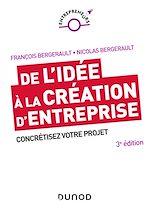 Download this eBook De l'idée à la création d'entreprise - 3e éd.