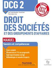 Téléchargez le livre :  DCG 2 Droit des sociétés et des groupements d'affaires - Manuel