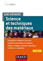 Download this eBook Aide-mémoire - Science et génie des matériaux - 4e éd.