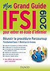 Télécharger le livre :  IFSI 2019  Mon grand guide pour entrer en école d'infirmier
