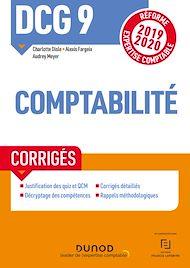 Téléchargez le livre :  DCG 9 Comptabilité - Corrigés