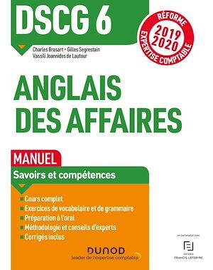 Téléchargez le livre :  DSCG 6 - Anglais des affaires Manuel
