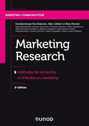 Téléchargez le livre :  Marketing Research