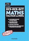 Télécharger le livre :  Maths ECS-ECE-ECT Visa pour la prépa