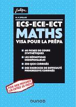 Téléchargez le livre :  Maths ECS-ECE-ECT Visa pour la prépa