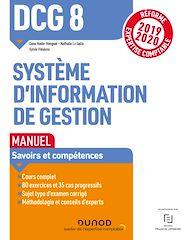 Téléchargez le livre :  DCG 8 Systèmes d'information de gestion - Manuel