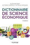 Télécharger le livre :  Dictionnaire de science économique - 6e éd.