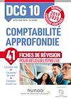 Télécharger le livre :  DCG 10 - Comptabilité approfondie - Fiches de révision
