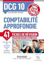 Download this eBook DCG 10 - Comptabilité approfondie - Fiches de révision