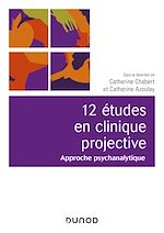 Download this eBook 12 études en clinique projective - 2e éd