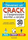 Télécharger le livre :  Devenez un crack de l'expression écrite et orale en 30 jours