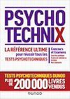 Télécharger le livre :  PsychotechniX - La référence ultime pour réussir les tests psychotechniques