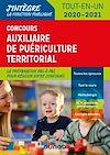 Télécharger le livre :  Concours Auxiliaire de puériculture territorial 2020-2021