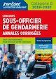Télécharger le livre : Concours Sous-officier de gendarmerie