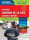 Télécharger le livre :  Concours Gardien de la paix - 2019-2020 - Externe et interne - Tout-en-Un