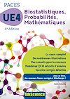 Télécharger le livre :  PACES UE 4 Biostatistiques Probabilités Mathématiques - 4e ed.