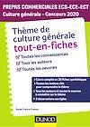 Télécharger le livre : Le désir Tout-en-fiches - Prépas commerciales ECS-ECE-ECT - Culture générale - Concours 2020