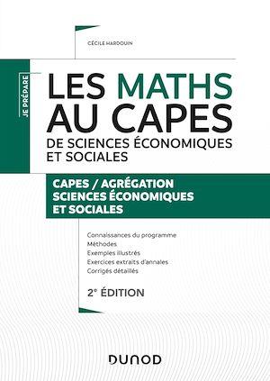 Téléchargez le livre :  Les maths au CAPES de sciences économiques et sociales