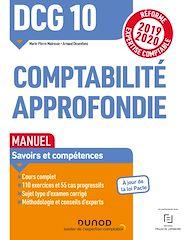 Téléchargez le livre :  DCG 10 Comptabilité approfondie - Manuel