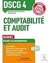 Télécharger le livre :  DSCG 4 Comptabilité et audit - Manuel