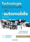Télécharger le livre :  Technologie fonctionnelle de l'automobile - Tome 1 - 8e éd.
