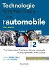 Télécharger le livre :  Technologie fonctionnelle de l'automobile - Tome 2 - 7e éd.