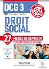 Télécharger le livre :  DCG 3 Droit social - Fiches de révision