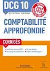 Télécharger le livre :  DCG 10 Comptabilité approfondie - Corrigés