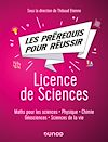 Télécharger le livre :  Les pré-requis pour réussir: Licence de Sciences