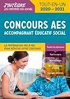 Télécharger le livre :  Concours AES - Accompagnant éducatif social - 2020-2021
