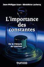 Téléchargez le livre :  L'importance des constantes