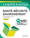 Télécharger le livre :  La boîte à outils Santé-Sécurité-Environnement - 3e éd.