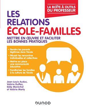 Téléchargez le livre :  Les relations école-familles