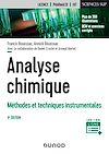 Télécharger le livre :  Analyse chimique - 9e éd.