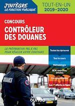 Téléchargez le livre :  Concours Contrôleur des douanes - Concours 2020
