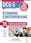 Télécharger le livre :  DCG 5 Economie contemporaine - Fiches de révision - Réforme 2019-2020