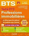 Télécharger le livre :  Tout le BTS Professions immobilières - 2019-2020