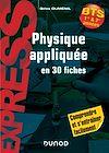 Télécharger le livre : Physique appliquée en 30 fiches - BTS
