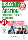 Télécharger le livre :  DSCG 1 Gestion juridique, fiscale et sociale - Fiches de révision