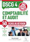 Télécharger le livre :  DSCG 4 Comptabilité et audit - Fiches de révision