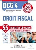 Download this eBook DCG 4 Droit fiscal - Fiches de révision