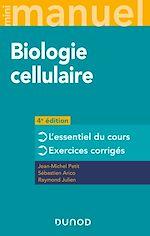 Téléchargez le livre :  Mini manuel Biologie cellulaire