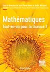 Télécharger le livre :  Mathématiques - Tout-en-un pour la Licence 2 - 3e éd.