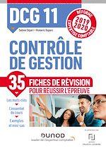 Téléchargez le livre :  DCG 11 - Contrôle de gestion - Fiches de révision