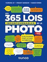 Download this eBook Les 365 lois incontournables de la photo - 2e éd.